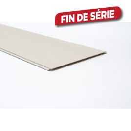 Lambris revêtu pour plafond White Birch 119,6 x 17,7 x 1 cm 6 pièces MAËSTRO