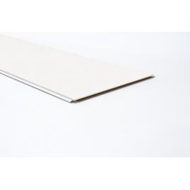 Lambris revêtu pour plafond Crystal White 119,6 x 17,7 x 1 cm 6 pièces MAËSTRO