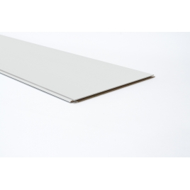 Lambris revêtu pour plafond White Ash 119,6 x 17,7 x 1 cm 6 pièces MAËSTRO