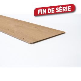 Lambris revêtu pour plafond Pepper Oak 169,6 x 22,3 x 1 cm 5 pièces MAËSTRO