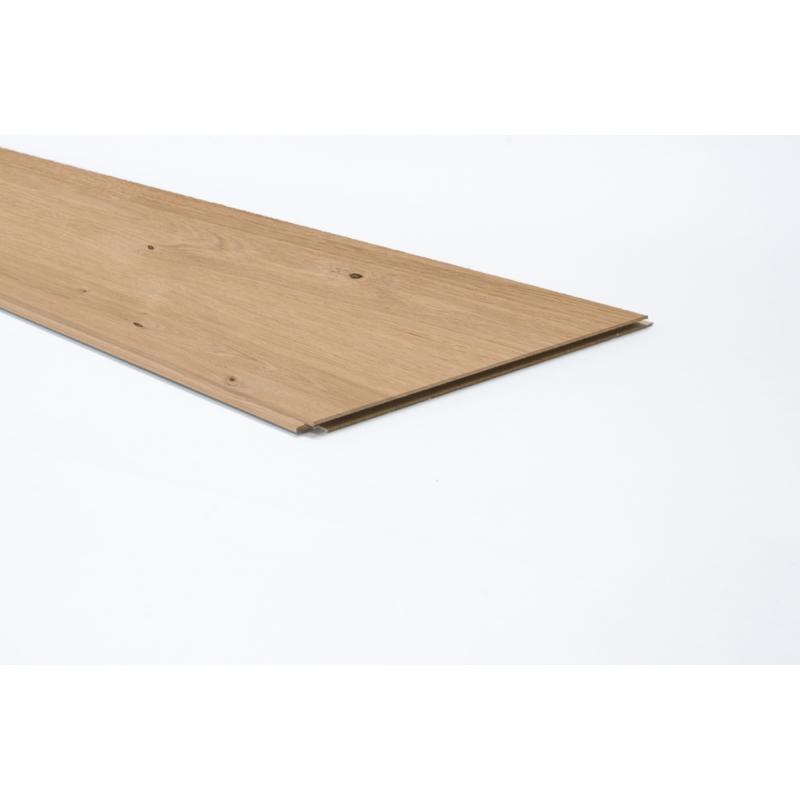 Lambris Revêtu Pour Plafond Pepper Oak 1696 X 223 X 1 Cm 5 Pièces Maëstro Mrbricolage