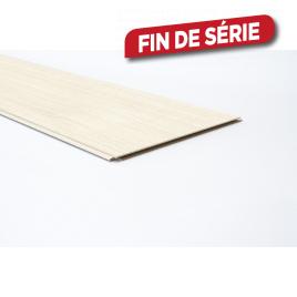 Lambris revêtu pour plafond Ceramy Ash 169,6 x 22,3 x 1 cm 5 pièces MAËSTRO