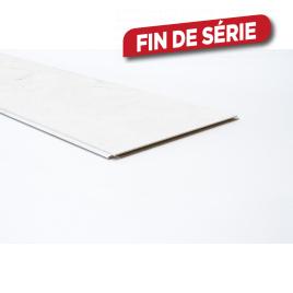 Lambris revêtu pour plafond White Marble 169,6 x 22,3 x 1 cm 5 pièces MAËSTRO