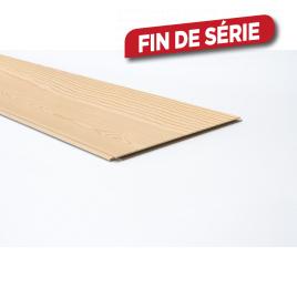 Lambris revêtu pour plafond Yellow Pine 169,6 x 22,3 x 1 cm 5 pièces MAËSTRO