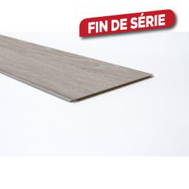 Lambris revêtu pour mur Grey Oak 276,6 x 28,7 x 1 cm 4 pièces MAËSTRO