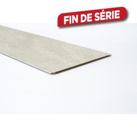 Lambris revêtu pour mur Chalk Green 276,6 x 28,7 x 1 cm 4 pièces MAËSTRO