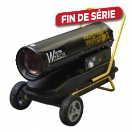 Canon à chaleur diesel 30 kW WARMTECH