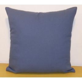 Coussin déhoussable bleu Jaya 40 x 40 cm INVENTIV