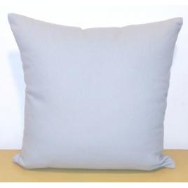 Coussin déhoussable gris clair Jaya 40 x 40 cm INVENTIV