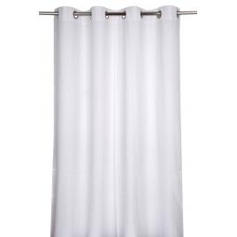 Rideau blanc Jaya 140 x 240 cm INVENTIV