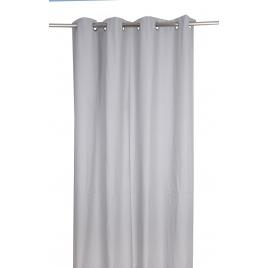 Rideau gris clair Jaya 140 x 240 cm INVENTIV
