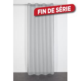 Voilage gris clair Alisa 140 x 240 cm INVENTIV