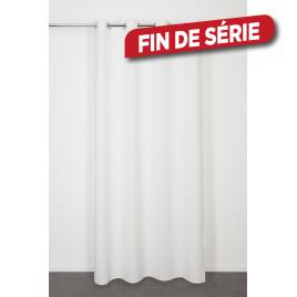Rideau blanc Lys 140 x 240 cm INVENTIV