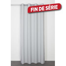 Rideau gris clair Lys 140 x 240 cm INVENTIV