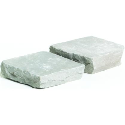 Palette 650 Pavés gris Cobles 14 x 14 cm COBO GARDEN (livraison à domicile)