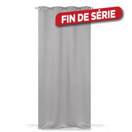 Rideau gris clair Ella 140 x 240 cm INVENTIV