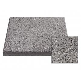 Dalle de terrasse grise 40 x 40 x 3,7 cm COBO GARDEN