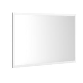 Miroir America 120 cm blanc mat ALLIBERT