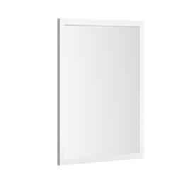 Miroir America 60 cm blanc mat ALLIBERT