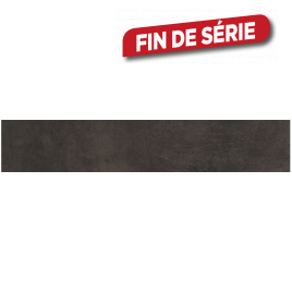 Plinthe anthracite Nice 45 x 7,2 cm 5 pièces