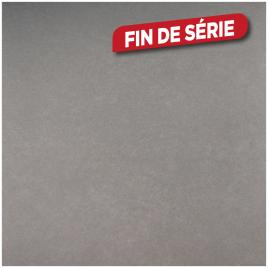 Carrelage de sol noir Element 45 x 45 cm 8 pièces