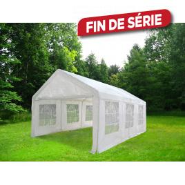 Pavillon blanc 4 x 8 m