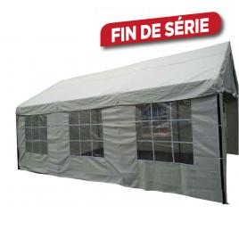 Pavillon gris 4 x 6 m