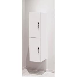 Porte pour colonne de salle de bain Mixy blanc 2 pièces