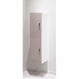 Porte pour colonne de salle de bain Mixy sable 2 pièces