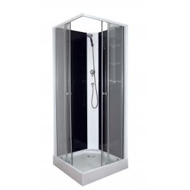 Cabine de douche Mélia 80 x 80 cm