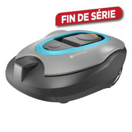 Tondeuse robot Sileno + GARDENA