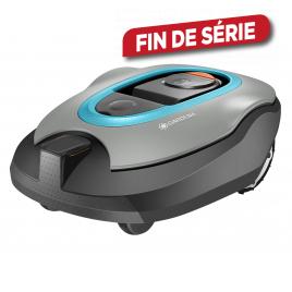 Tondeuse robot Smart Sileno + GARDENA