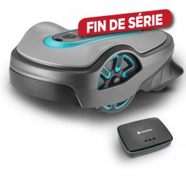 Tondeuse robot Smart Sileno Life 750 GARDENA