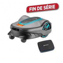 Tondeuse robot Smart Sileno Life 1250 GARDENA