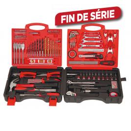 Mallette à outils 146 pièces