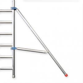 Stabilisateur pour échafaudage 2 m
