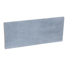 Plinthe murale pour façade en pierre bleue 100 x 40 x 3 cm COBO GARDEN