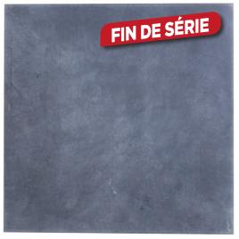 Dalle en pierre bleue sciée 50 x 50 x 2,5 cm