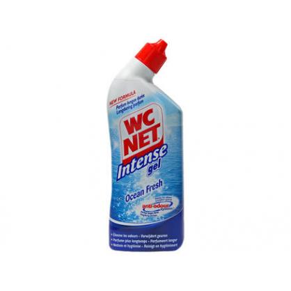 Gel nettoyant pour WC Intense Ocean 750 ml WC NET