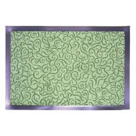 Paillasson Kristal Arc vert 60 x 90 cm ADVOTEX