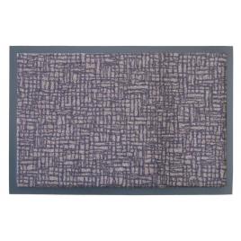 Paillasson Kristal Ligne brun 40 x 60 cm ADVOTEX