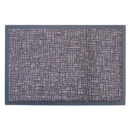 Paillasson Kristal Ligne brun 60 x 90 cm ADVOTEX