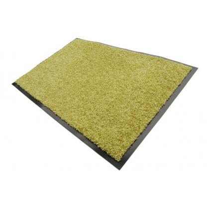Paillasson Kristal Classique vert 40 x 60 cm ADVOTEX