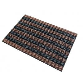 Paillasson Topaz brun 40 x 60 cm ADVOTEX