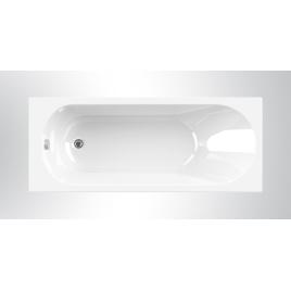 Baignoire rectangulaire Diva 140 x 70 cm ALLIBERT