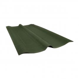 Faîtière verte Topline 42 x 100 cm AQUAPLAN