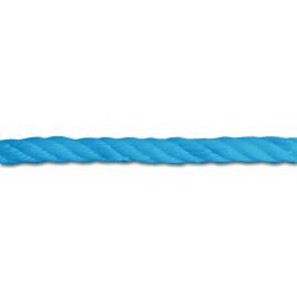 Corde torsadée en polypropylène Ø 16 mm au mètre CHAPUIS