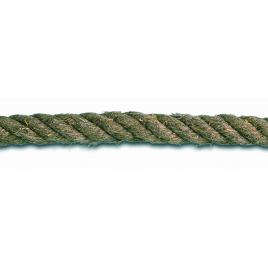 Corde torsadée en chanvre Ø 14 mm au mètre CHAPUIS