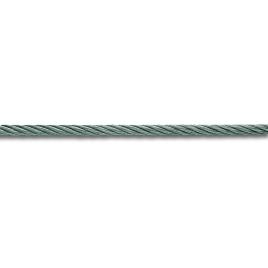 Câble non gainé Ø 4 mm au mètre CHAPUIS