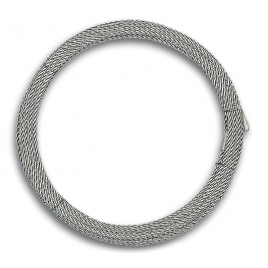 Câble non gainé Ø 1,5 mm 20 m CHAPUIS